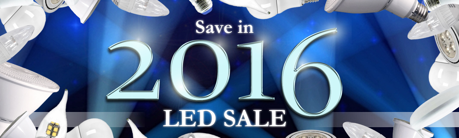 LED Light Bulb Sale