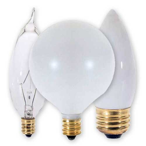 DECORATIVE INCANDESCENT LIGHTS
