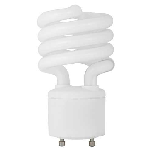TWIST-LOCK SPIRAL CFL