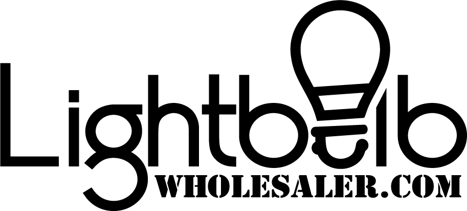 Lightbulb Wholesaler Logo