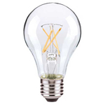 7W LED A19 VINTAGE FILAMENT STYLE BULB 2700K DIMMABLE