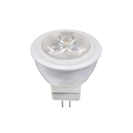 4W LED MR11 GU4 BASE FLOOD LIGHT 3000K. 35° BEAM 12V AC/DC