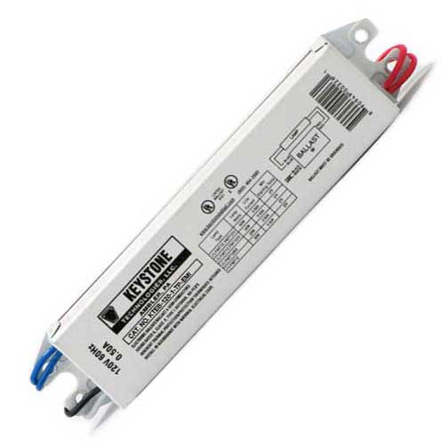 1/20 FLUORESCENT BALLAST. 20W T12 RAPID START 120V..