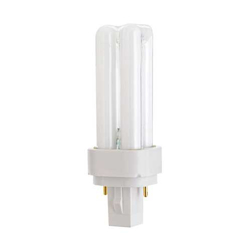 Quad Tube CFL 2-Pin Double Biax