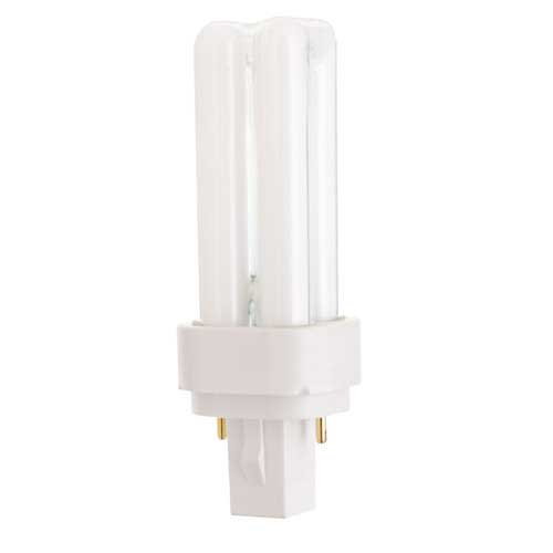 9W 2-PIN DOUBLE TUBE CFL 3500K