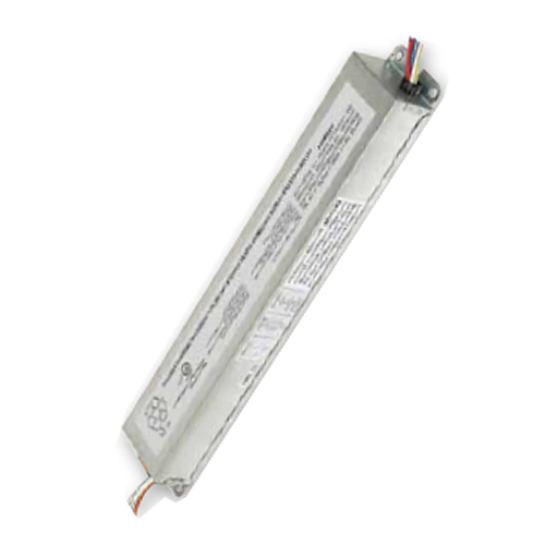 Low-Profile Fluorescent Emergency Ballast - 700 Lumens (AC Output; Time Delay)