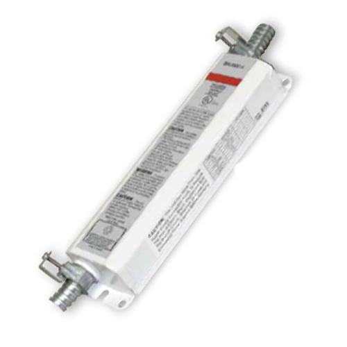 Fluorescent Emergency Ballast - 750 Lumens (4-Pin; AC Output; Time Delay)