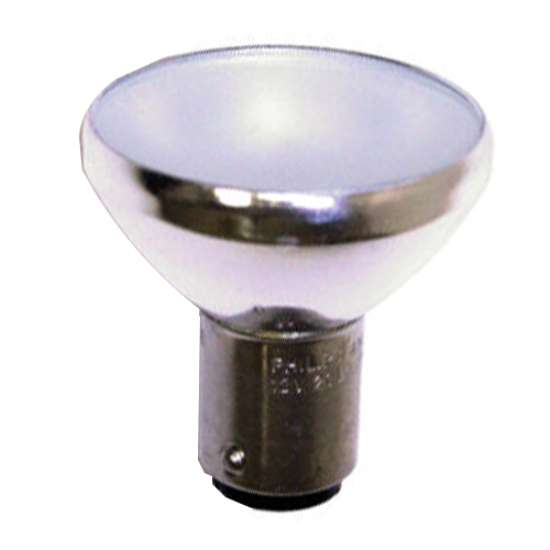 GBF/F  20W ALR37 12V FROSTED ALUMINUM REFLECTOR HALOGEN FLOOD LAMP