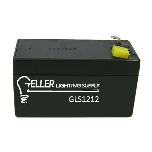 12V 12AH Emergency Light Battery