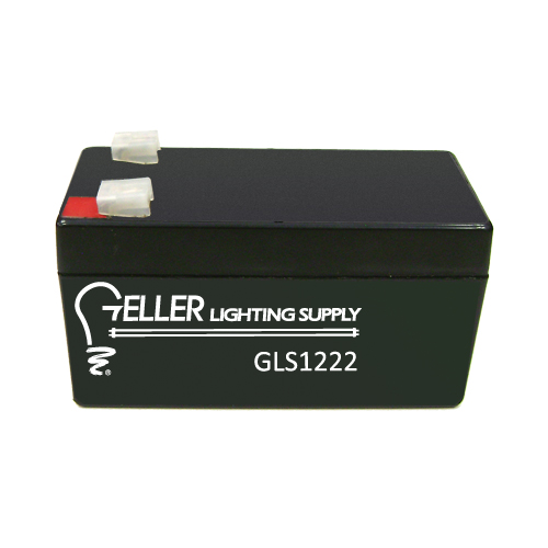 12V 222AH Emergency Light Battery