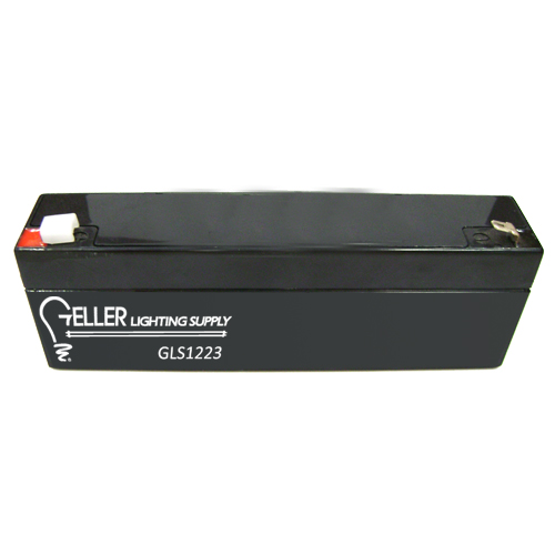12V 23AH Emergency Light Battery
