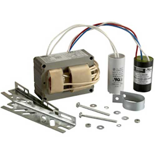 70W HIGH PRESSURE SODIUM BALLAST KIT. 4-TAP. 120 THRU 277V..