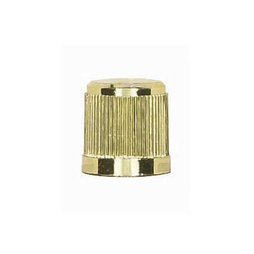 Gold Finish Knob