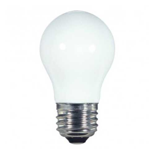 1.4W LED A15 FROSTED SPECIALTY LIGHTBULB 2700K. CASE OF 6