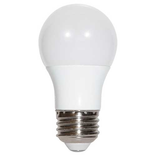 5.5W LED A15 HOUSEHOLD BULB 5000K DIMMABLE