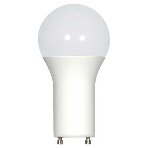 9.8W LED A19 HOUSEHOLD LIGHTBULB 3500K TWIST LOCK BASE