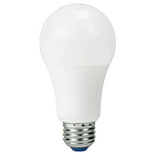 9.5W LED A21 HOUSEHOLD BULB 2700K DIMMABLE. CASE OF 6