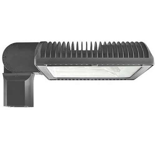 78W LED Flood Light Fixture - 3000K - Outdoor Rated - Bronze Housing