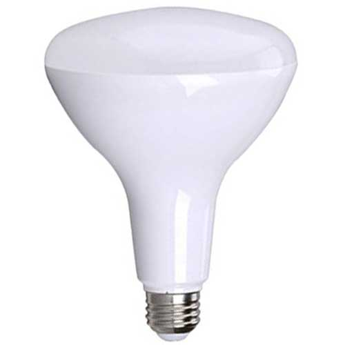 12W LED BR40 FLOOD MEDIUM BASE 4000K DIMMABLE. CASE OF 12