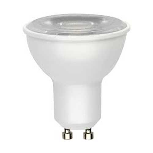 6.5W LED MR16 FLOOD 40° BEAM GU10 TWIST LOCK BASE HIGH CRI 2700K. DIMMABLE. CASE OF 25