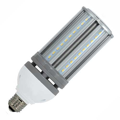 LED POST TOP CORN LIGHT 22W 5000K MEDIUM BASE OMNIDIRECTIONAL. 120-277V. CASE OF 6