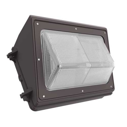 100W LED WALL PACK 5000K 120-277V