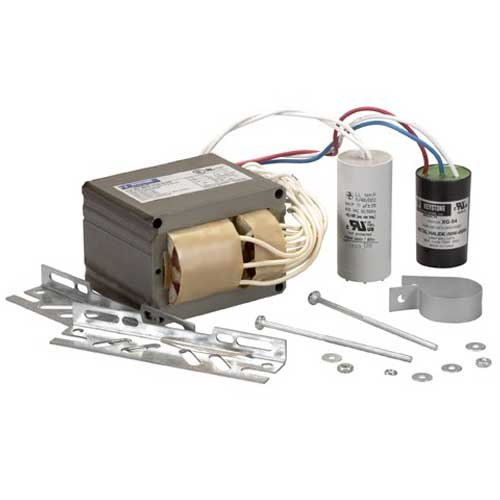 175W PULSE START METAL HALIDE BALLAST KIT. 4-TAP. 120 THRU 277V..