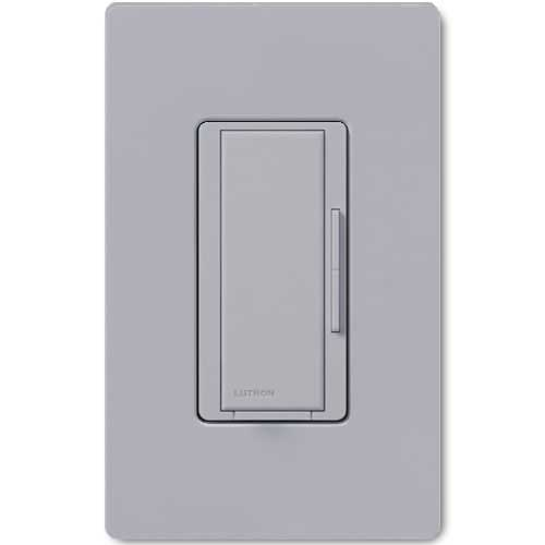 Maestro 277V Smart Remote Dimmer. Use w/ Maestro Multi-location DV Wireless Dimmers. Gray