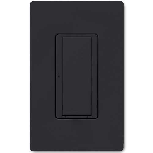 Maestro Smart Remote Black Wall Switch. For use with Maestro Multi-location Wireless Switch