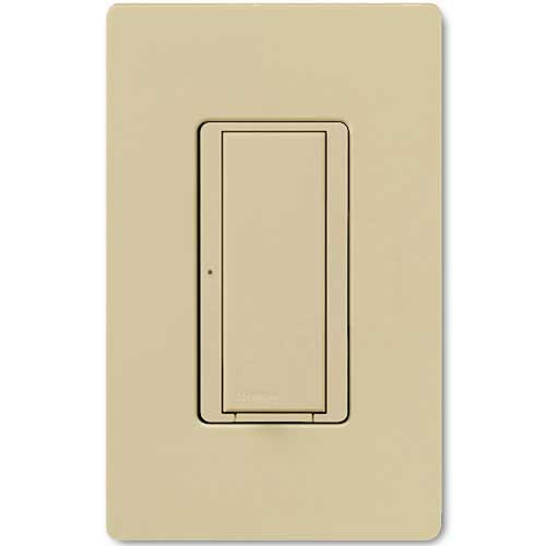 Maestro Smart Remote Ivory Wall Switch. For use with Maestro Multi-location Wireless Switch