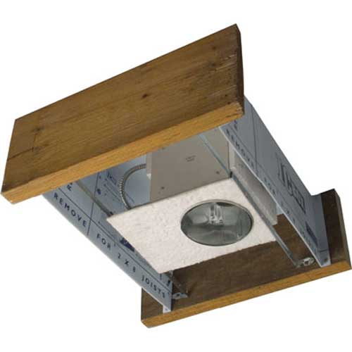 Recessed lighting in insulation contact : Progress p insulation contact ic