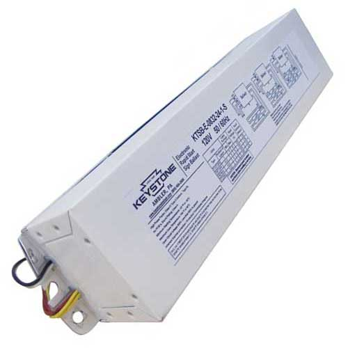2-4 Lamp Electronic Sign Ballast - 4-16Ft, Rapid Start Smart Wire 120V