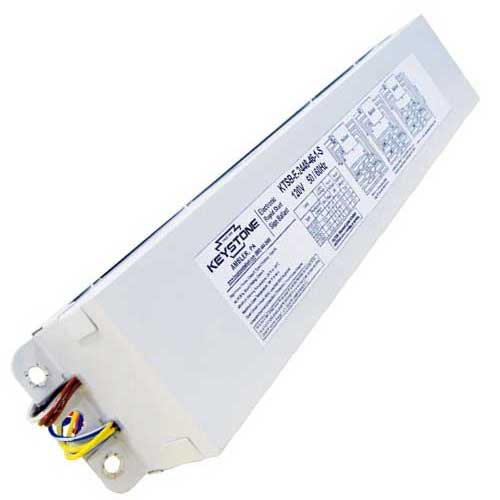 4-6 Lamp Electronic Sign Ballast - 12-24Ft, Rapid Start Smart Wire 120V