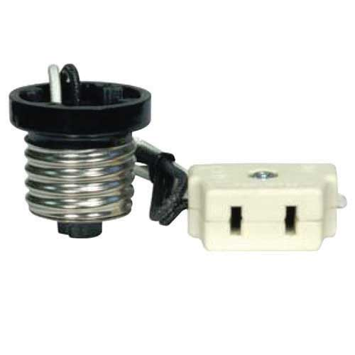 Porcelain Par 46 & 38 5Kv Pulse Rated Harness Set With Medium Base Adapter