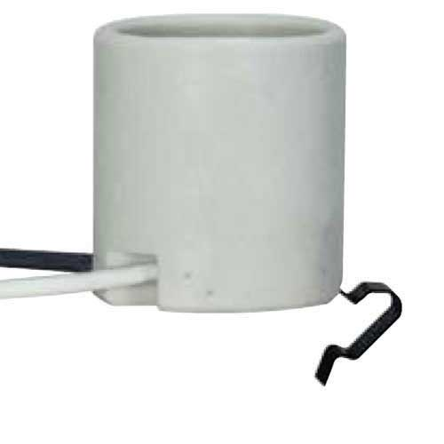 Keyless Porcelain Socket With 3/8