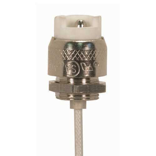 Halogen Porcelain Socket R7S Base - 6