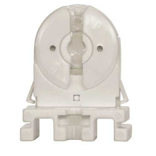 T8 & T12 Fluorescent Rotary Locking Socket Shunted For Instant Start Applications - Medium Profile
