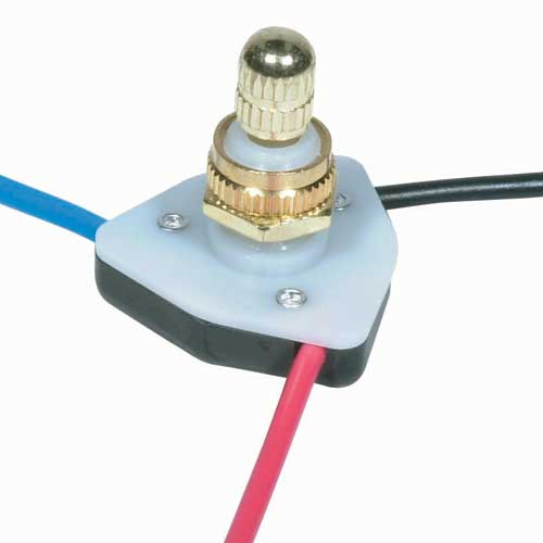 Rotary Switch, Hi/Low W/Diode, 2 Circuit