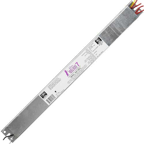 Workhorse #7 Fluorescent Ballast - Max 203W 120V Long Canister